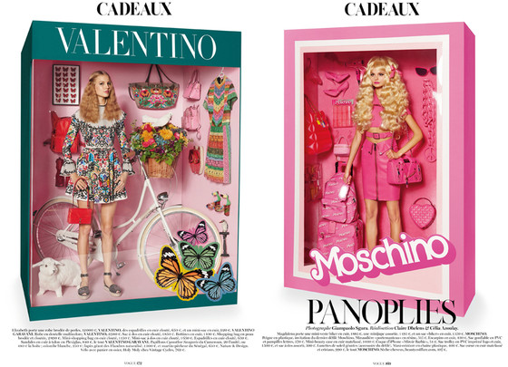 vogue paris barbies