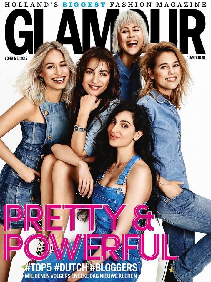 Glamour mei 2015