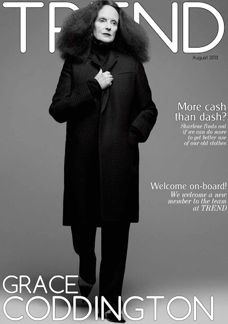 Grace Coddington TREND