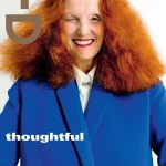 Grace Coddington covers (omdat ze jarig is)