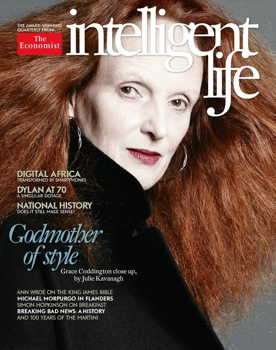 grace coddington intelligent life