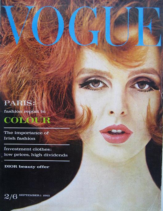 vogue september 1962