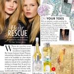 Hoe werkt een eindredacteur bij Vogue?