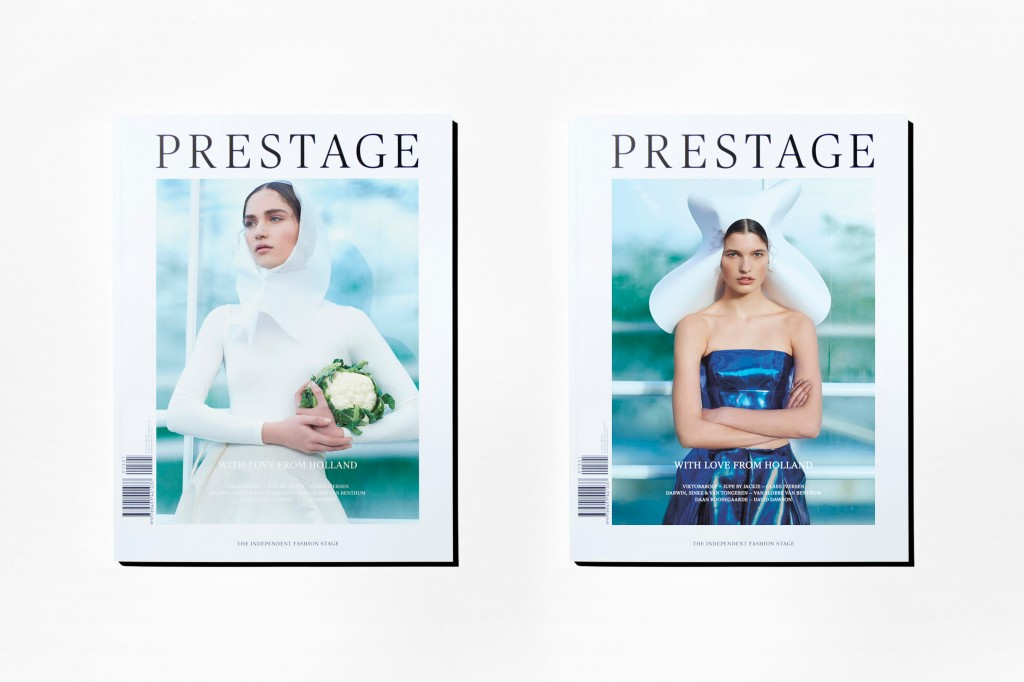 Prestage Magazine covers 2015