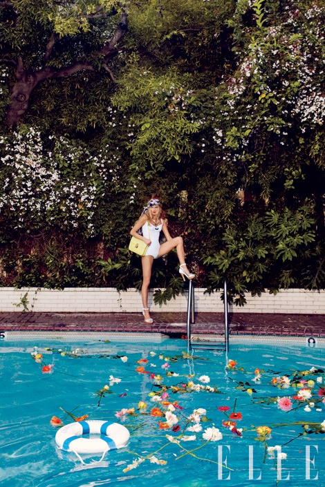 elle us swimming pool